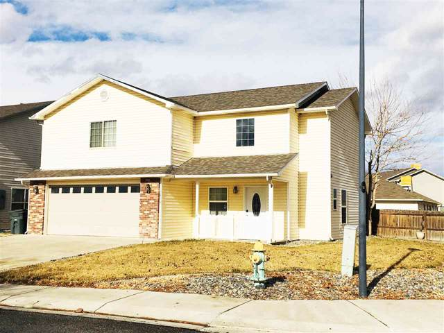 2805 Village Park Drive, Grand Junction, CO 81506 (MLS #20196593) :: The Christi Reece Group