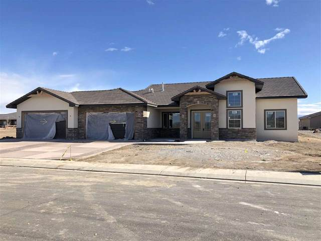 1304 Fairway Drive, Fruita, CO 81521 (MLS #20196597) :: The Grand Junction Group with Keller Williams Colorado West LLC