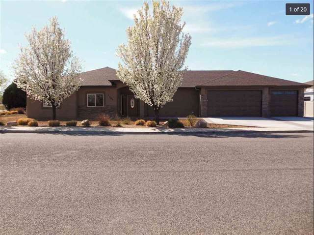 2899 Granite Parkway, Grand Junction, CO 81503 (MLS #20196651) :: The Grand Junction Group with Keller Williams Colorado West LLC