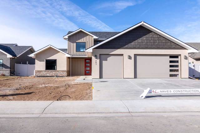 261 Durant Street, Grand Junction, CO 81503 (MLS #20200150) :: The Grand Junction Group with Keller Williams Colorado West LLC