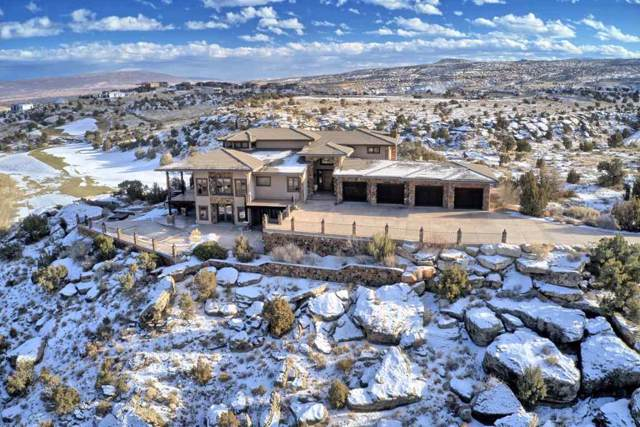 2355 Yellow Cat Court, Grand Junction, CO 81507 (MLS #20200177) :: The Grand Junction Group with Keller Williams Colorado West LLC