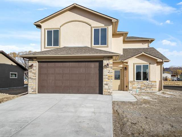 3126 Grama Avenue, Grand Junction, CO 81504 (MLS #20200196) :: The Grand Junction Group with Keller Williams Colorado West LLC