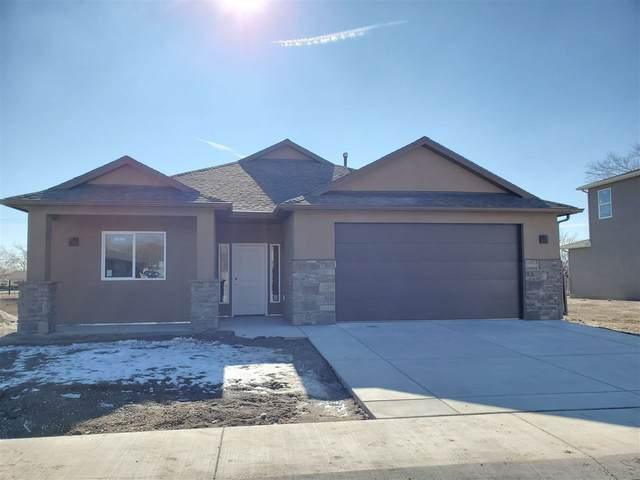 3137 Bevill Avenue, Grand Junction, CO 81504 (MLS #20200210) :: The Christi Reece Group