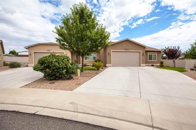 2822 Toltec Court, Grand Junction, CO 81501 (MLS #20200251) :: CapRock Real Estate, LLC