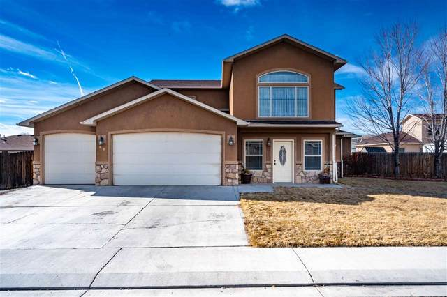 659 Bradford Court, Grand Junction, CO 81504 (MLS #20200278) :: The Grand Junction Group with Keller Williams Colorado West LLC