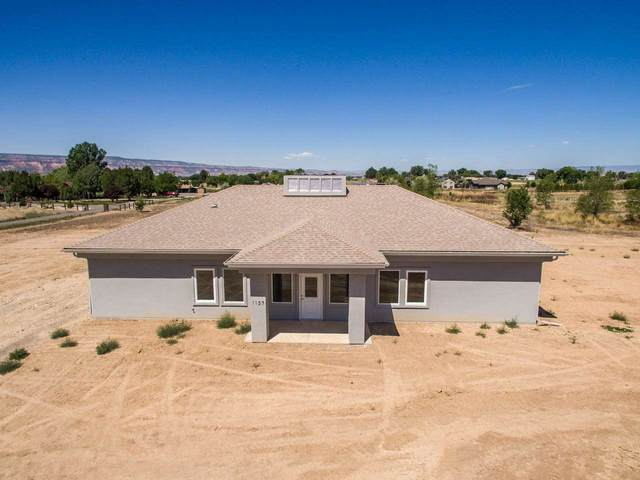 1137 23 1/2 Road, Grand Junction, CO 81505 (MLS #20200407) :: CENTURY 21 CapRock Real Estate