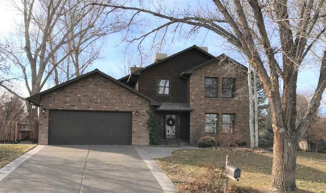 3333 Music Lane, Grand Junction, CO 81506 (MLS #20200494) :: The Grand Junction Group with Keller Williams Colorado West LLC