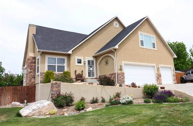 2668 Grand Vista Drive, Grand Junction, CO 81506 (MLS #20200527) :: The Kimbrough Team | RE/MAX 4000