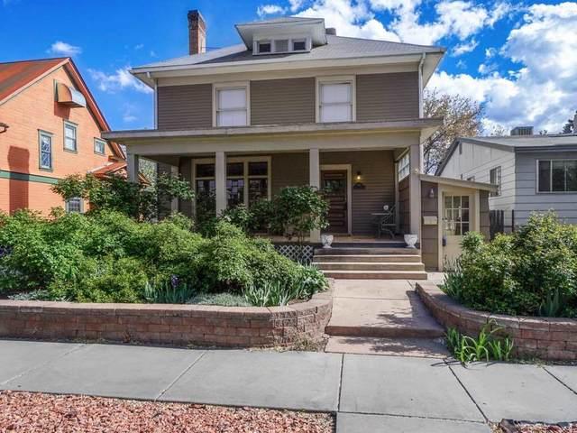 1115 Main Street, Grand Junction, CO 81501 (MLS #20200547) :: The Christi Reece Group