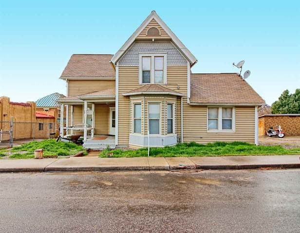 323 Whiteriver Avenue, Rifle, CO 81650 (MLS #20200706) :: The Kimbrough Team | RE/MAX 4000