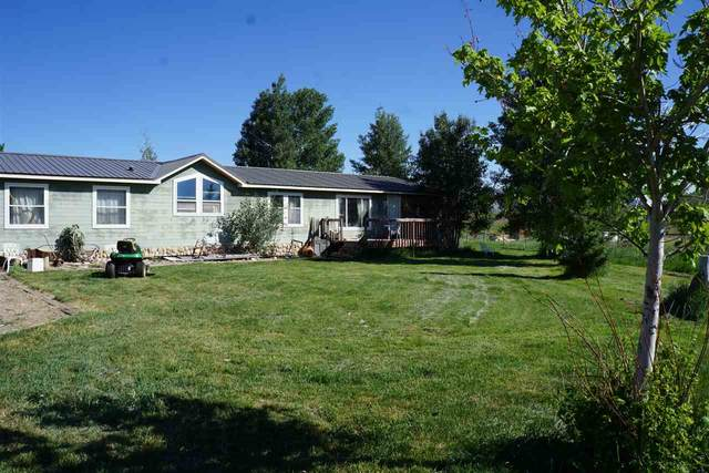 1001 County Road 36, Meeker, CO 81641 (MLS #20200743) :: The Kimbrough Team | RE/MAX 4000