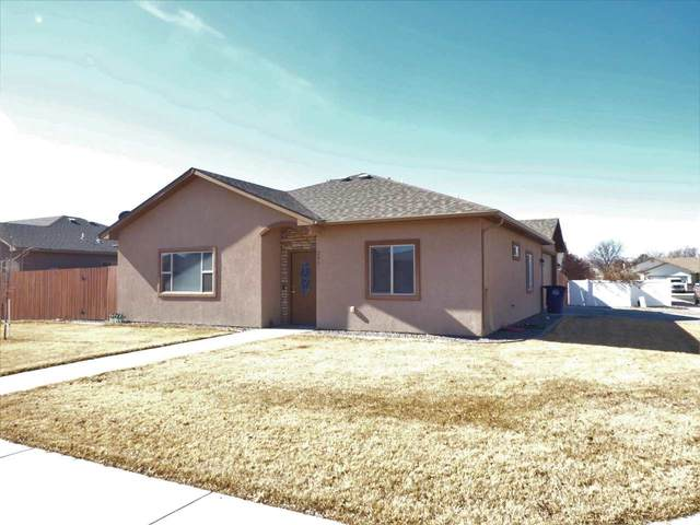 391 Rosemary Way, Grand Junction, CO 81501 (MLS #20200746) :: The Christi Reece Group