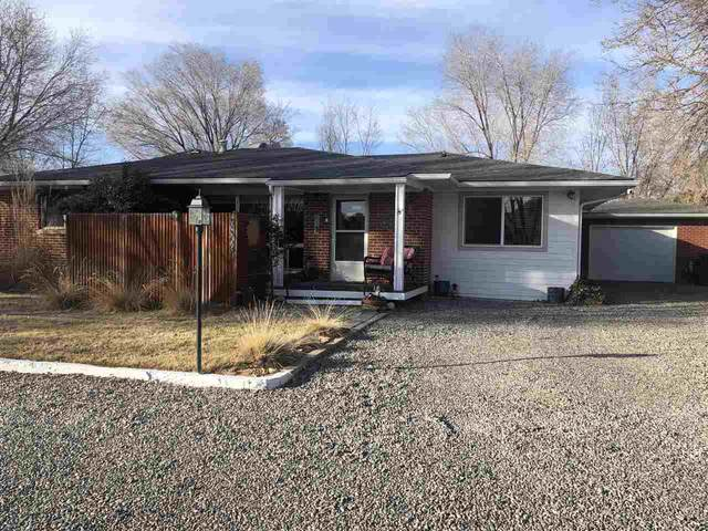 2850 C Road, Grand Junction, CO 81503 (MLS #20200767) :: The Danny Kuta Team