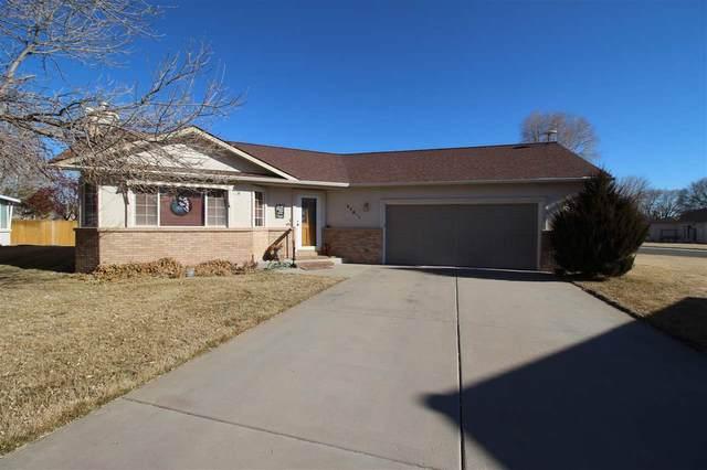 618 1/2 Shadowbrook Drive, Grand Junction, CO 81504 (MLS #20200769) :: CapRock Real Estate, LLC