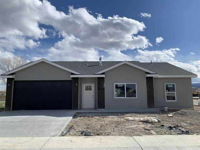 2837 S Forest Lane, Grand Junction, CO 81501 (MLS #20200923) :: The Grand Junction Group with Keller Williams Colorado West LLC
