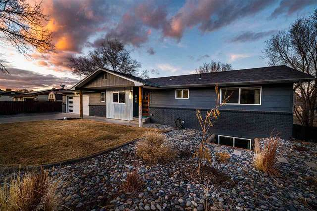 2714 B Road, Grand Junction, CO 81503 (MLS #20200927) :: The Grand Junction Group with Keller Williams Colorado West LLC