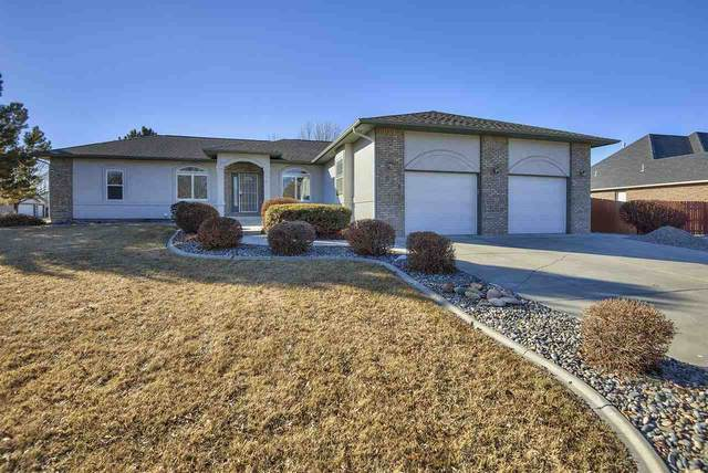2535 Falls View Circle, Grand Junction, CO 81505 (MLS #20200934) :: The Danny Kuta Team