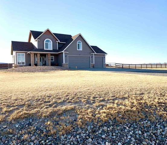 767 Foxfire Court, Grand Junction, CO 81505 (MLS #20200996) :: The Grand Junction Group with Keller Williams Colorado West LLC