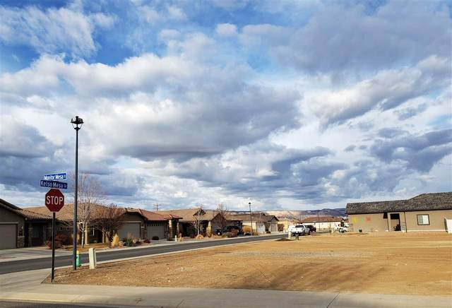 2842 Kelso Mesa Drive, Grand Junction, CO 81503 (MLS #20201052) :: The Kimbrough Team | RE/MAX 4000