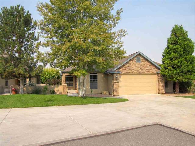 2223 Cortina Court, Grand Junction, CO 81506 (MLS #20201167) :: The Kimbrough Team | RE/MAX 4000