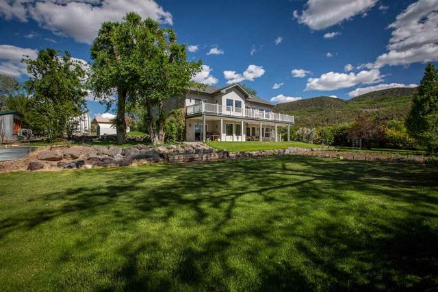 5851 County Road 309, Parachute, CO 81635 (MLS #20201199) :: The Christi Reece Group