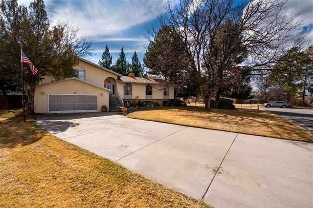 2151 Shenandoah Drive, Grand Junction, CO 81507 (MLS #20201323) :: The Danny Kuta Team