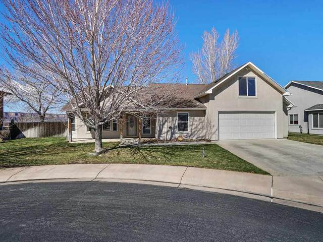 717 1/2 Willow Creek Road, Grand Junction, CO 81505 (MLS #20201379) :: The Grand Junction Group with Keller Williams Colorado West LLC