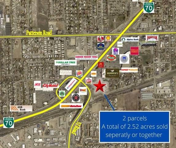 3209 & 3215 I-70 Business Loop, Grand Junction, CO 81520 (MLS #20201400) :: The Joe Reed Team