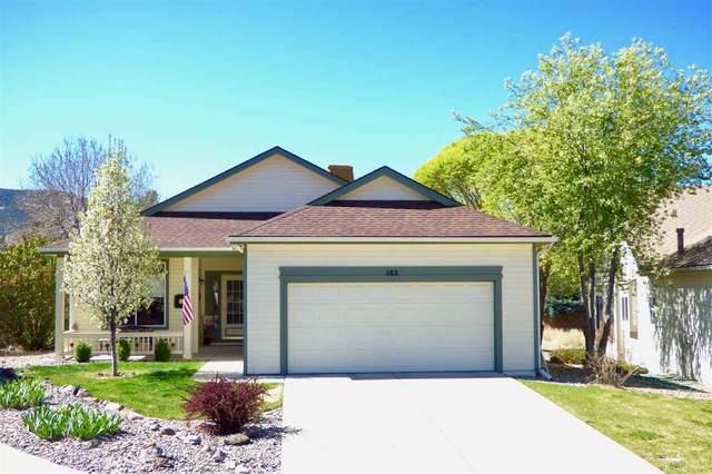 182 Limberpine Circle, Battlement Mesa, CO 81635 (MLS #20201428) :: CENTURY 21 CapRock Real Estate