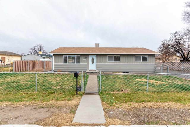 534 28 3/4 Road, Grand Junction, CO 81501 (MLS #20201466) :: The Christi Reece Group