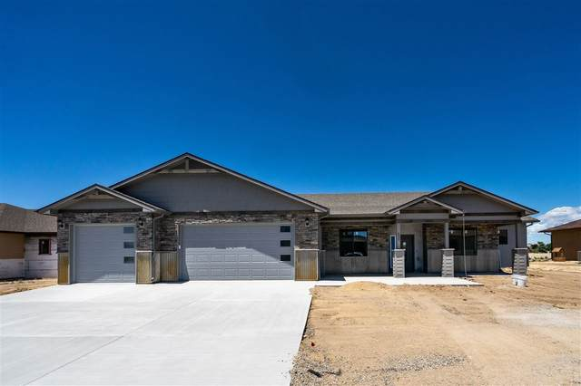 833 Kayenta Way, Fruita, CO 81521 (MLS #20201513) :: The Christi Reece Group