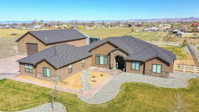 1996 Chris Nall Drive, Fruita, CO 81521 (MLS #20201554) :: The Grand Junction Group with Keller Williams Colorado West LLC