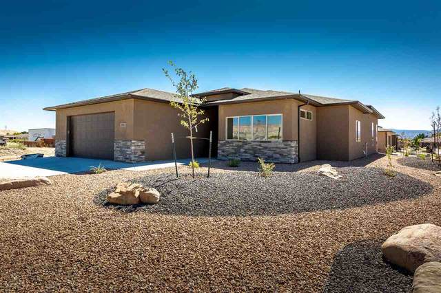 890 Spring Crossing, Grand Junction, CO 81506 (MLS #20201735) :: The Kimbrough Team | RE/MAX 4000