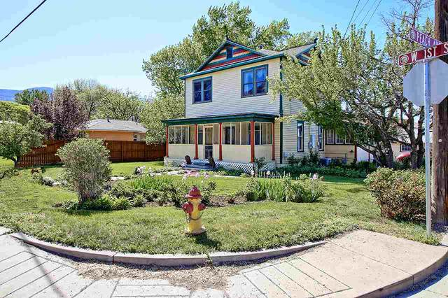 237 W 1st Street, Palisade, CO 81526 (MLS #20201939) :: The Danny Kuta Team