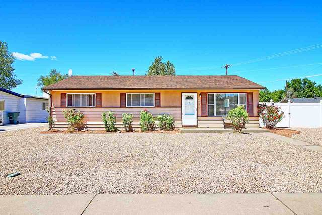 1655 Balsam Court, Grand Junction, CO 81505 (MLS #20202342) :: The Grand Junction Group with Keller Williams Colorado West LLC