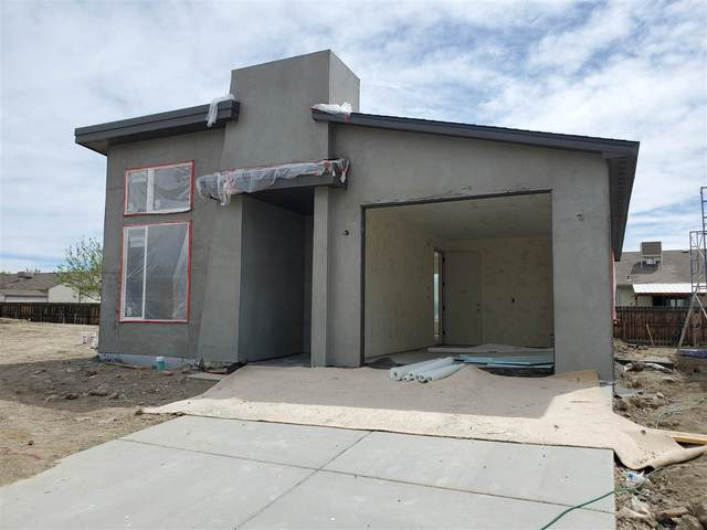 654 Altitude Way, Grand Junction, CO 81505 (MLS #20202373) :: The Grand Junction Group with Keller Williams Colorado West LLC