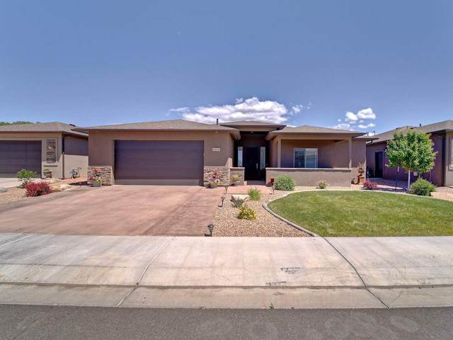 2678 Amber Spring Court, Grand Junction, CO 81506 (MLS #20202439) :: The Christi Reece Group