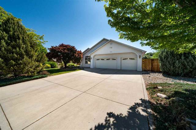 558 Casa Rio Court, Grand Junction, CO 81507 (MLS #20202697) :: The Grand Junction Group with Keller Williams Colorado West LLC