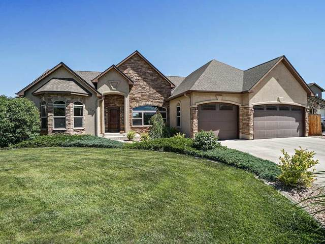 1203 River Rock Court, Fruita, CO 81521 (MLS #20202767) :: The Christi Reece Group