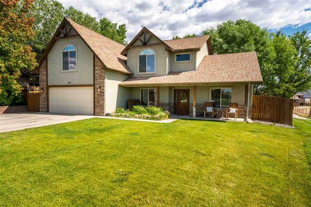 1008 Wingate Drive, Fruita, CO 81521 (MLS #20202816) :: The Danny Kuta Team