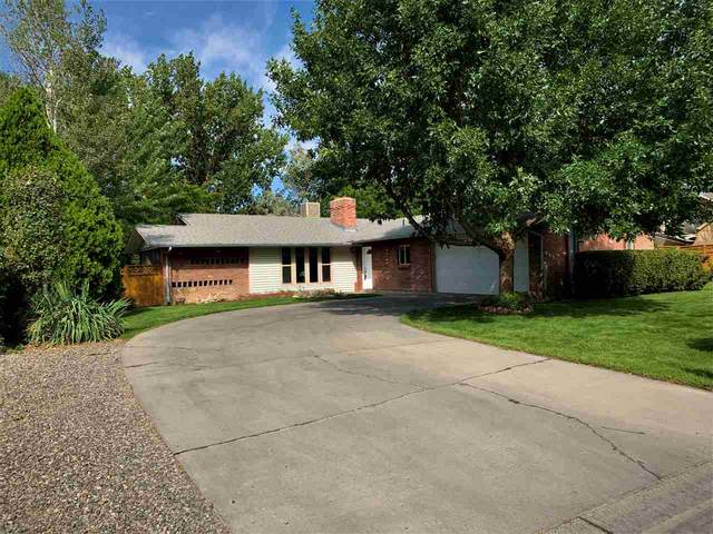603 Serenade Street, Grand Junction, CO 81504 (MLS #20202938) :: The Kimbrough Team | RE/MAX 4000
