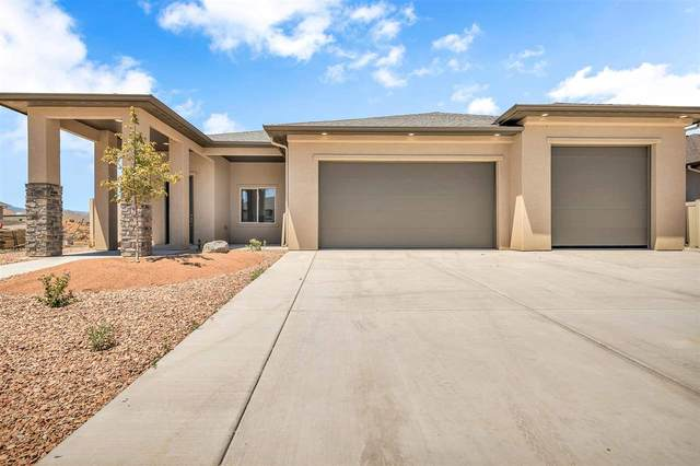 263 Mount Quandry Street, Grand Junction, CO 81501 (MLS #20203005) :: The Danny Kuta Team