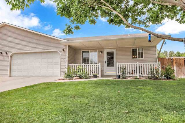 2944 N Palace Circle B, Grand Junction, CO 81504 (MLS #20203147) :: The Christi Reece Group