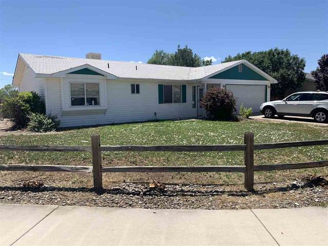 3097 Silver Court, Grand Junction, CO 81504 (MLS #20203187) :: The Kimbrough Team | RE/MAX 4000