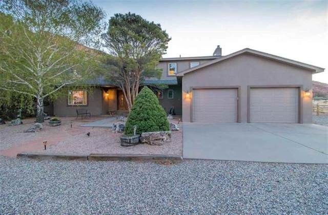 1909 Monument Canyon Drive, Grand Junction, CO 81507 (MLS #20203317) :: The Christi Reece Group