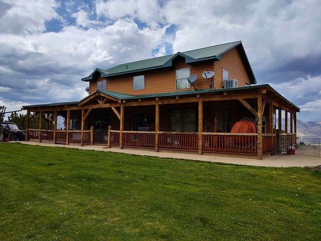 2288 House Top Mountain Road, Parachute, CO 81635 (MLS #20203361) :: Western Slope Real Estate