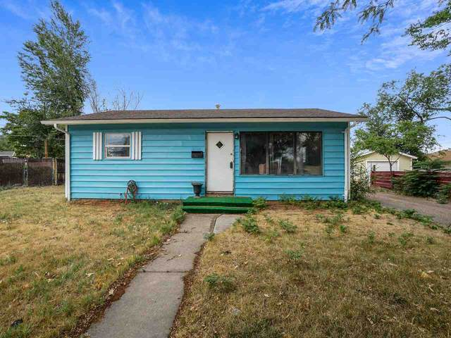 2534 Kennedy Avenue, Grand Junction, CO 81501 (MLS #20203424) :: The Kimbrough Team | RE/MAX 4000