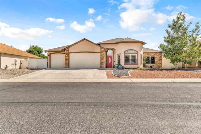 2911 Riverbend Lane, Grand Junction, CO 81503 (MLS #20203635) :: The Christi Reece Group