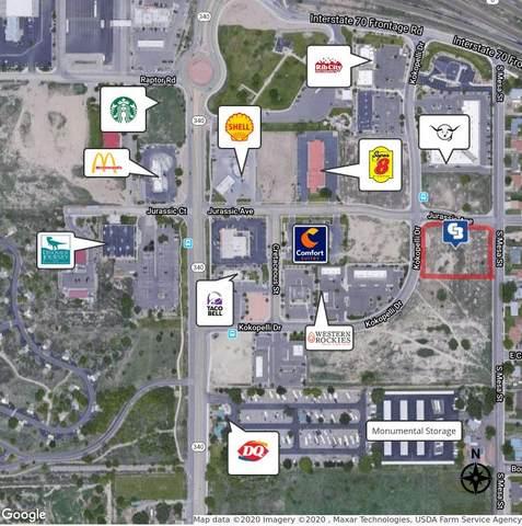 502 Kokopelli Boulevard, Fruita, CO 81521 (MLS #20203769) :: The Danny Kuta Team