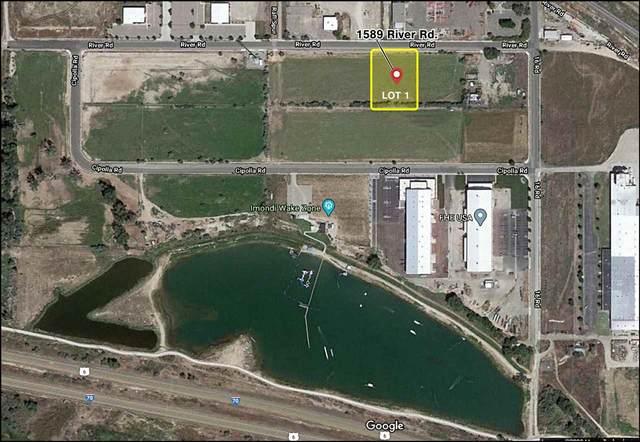 1589 River Road, Fruita, CO 81521 (MLS #20203835) :: The Danny Kuta Team